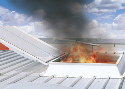 Evacuatole fumo e calore